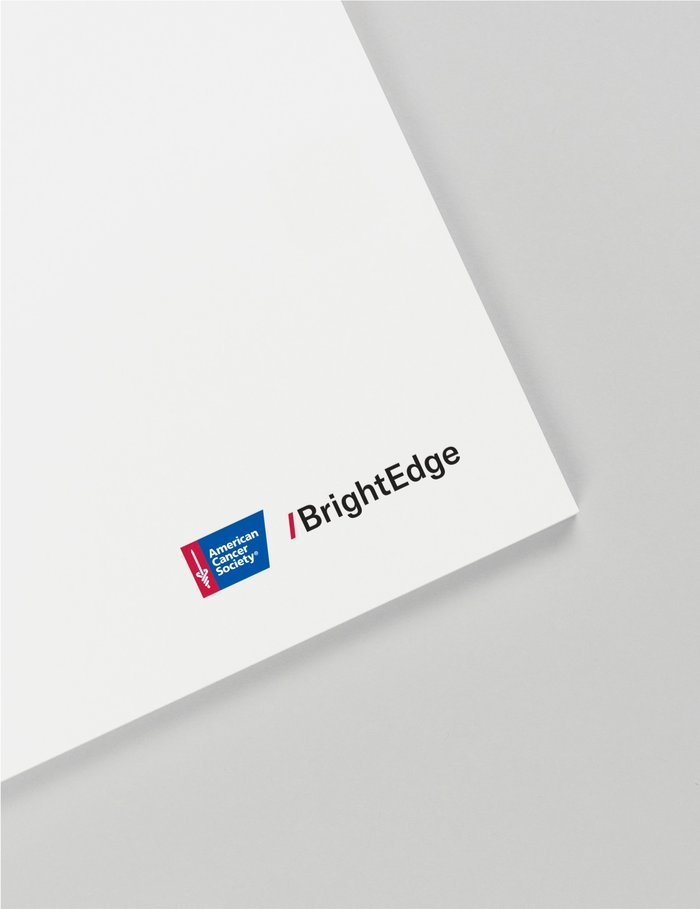 BrightEdge Letterhead