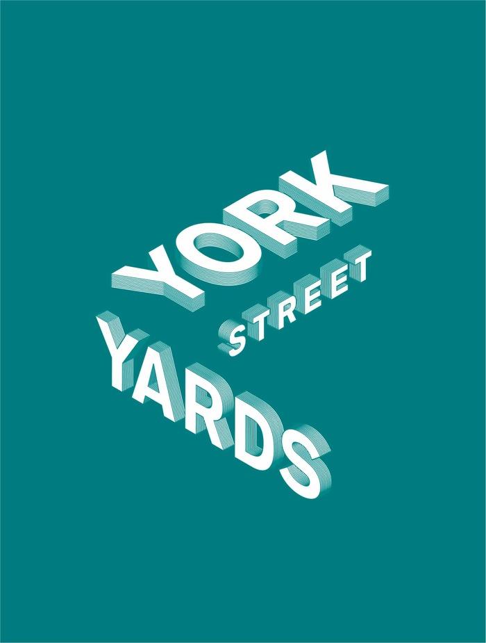 York Street Yards branding