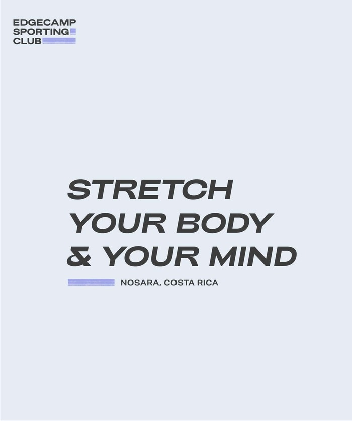 ESC Stretch Your Body & Your Mind