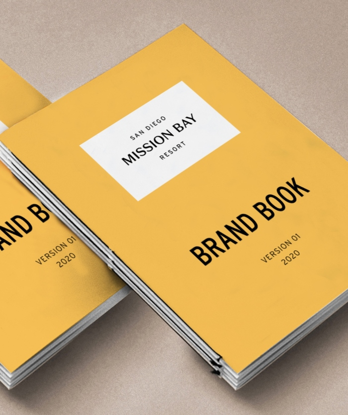 MBR Brand Book Cover