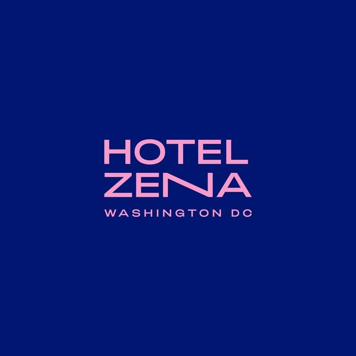 Hotel Zena Logo Animation