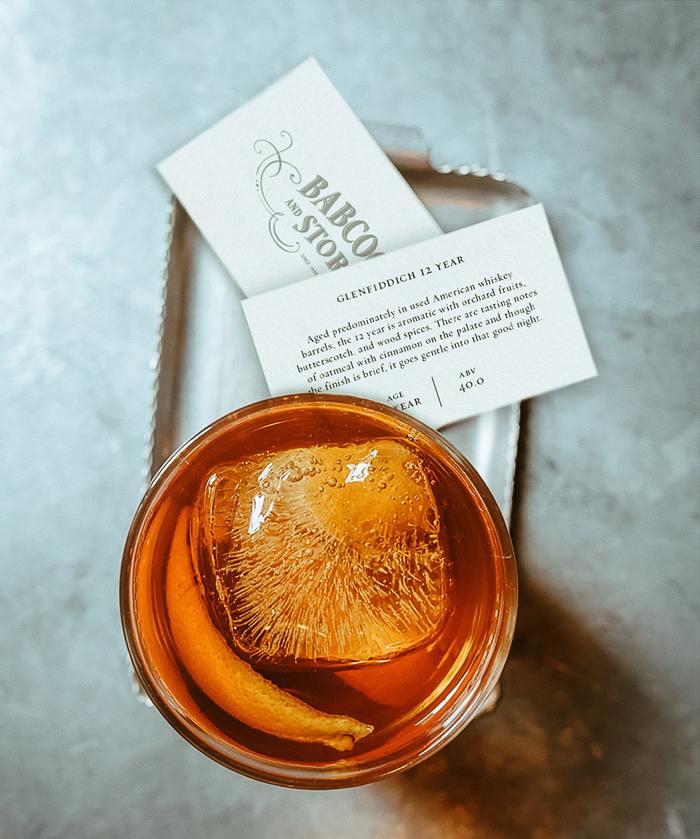 Babcock & Story Whiskey