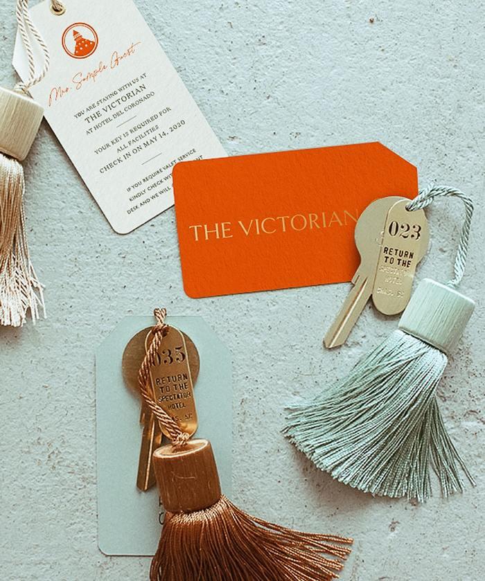 The Victorian Keys